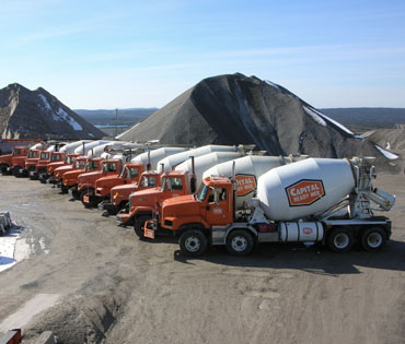 Ready Mix Trucks