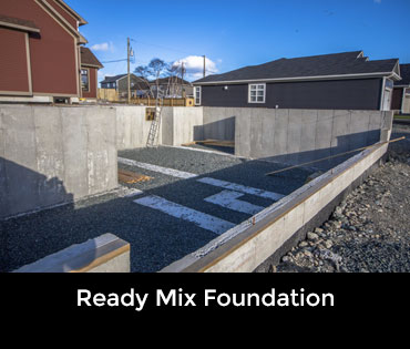 Ready Mix Foundation